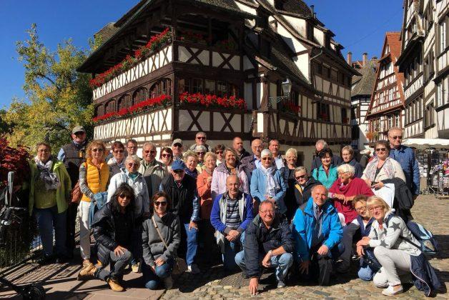 Gruppenbild im Schwarzwald
