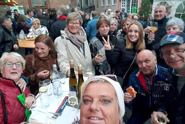 Reisegruppe Zeller Federweisserfest
