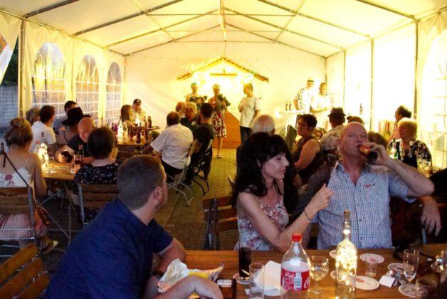 Internes Sommerfest